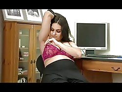 comely prudish pakistani fingers their way prudish pussy,big Bristols