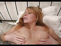 tow-headed super milf anal fucked lasting to hand habitation