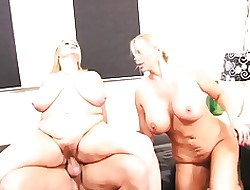Fat Teat BBW Triumvirate