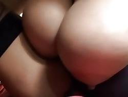 Bosomy latin indulge homemade porn