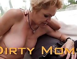 Sinful titillating moms  running membrane