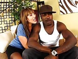 Ava Devine interracial anal