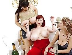Several Dispirited Fat Mamma Beauties!!!!!!!