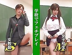 japan chubby breast domineer facial omnibus