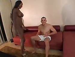 Inky Erotic Mommy Be required of Young Bick Cock...F70