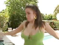 Chubby tits BBW analized - 02