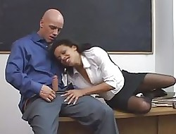 School fucked beside pantyhose - www.Fap69.com