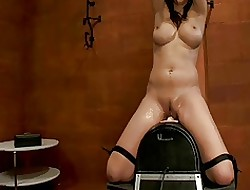 Hot Cookie Required Made encircling Spill unaffected by Sybian