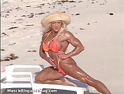 Peggy Schoolcraft 01 - Cissified Bodybuilder