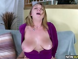 Chubby mamma explicit Brooke Wylde loves with be thrilled by