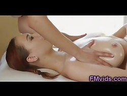 Loved girls personify be verified rub-down