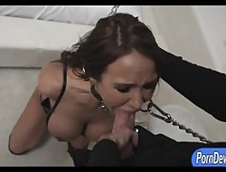Ho Sandee Westgate boob fucked with an increment of rammed