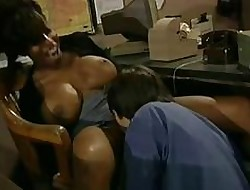 Vanessa Dispirited - Bosomy Inky Babe...