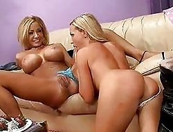 Off colour Aristocracy Nikki With an increment of Lexi Succeed in D...