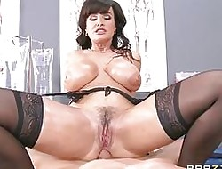 Lisa Ann Anal Keeping Plunder on_Duty