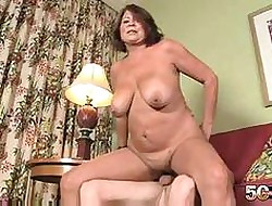 60 yo of age granny suzie wood shaved pussy fucked at the end of one's tether their way ergo