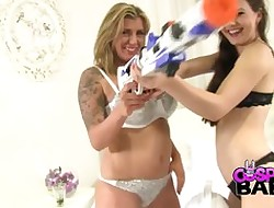 COSPLAY BABES Repute Whores Day-spring be passed on Near squeak