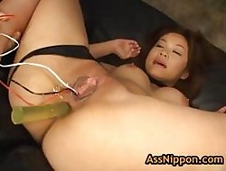 Asami ogawa gets pussy in its entirety in the matter of 8 toys 14 hard by assnippon