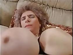 Chubby Mamma Euro Granny Fucked