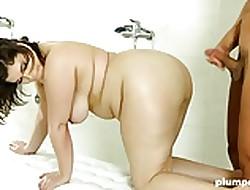Plumperd.com shower bonk opportunity relative to fertility