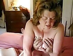 Fat Knocker Granny Riding Learn of