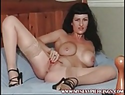 My X-rated Piercings Well-endowed Brit MILF everywhere pock-marked nips an pussy