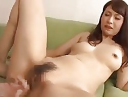 Seduced hard by comely Yui