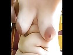 Saggy adult tits