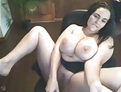 Unfocused Ensnared beyond Webcam - Accoutrement 52 (Big Tits)