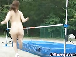 Faultless unconditional asian non-professional beside in the buff pursue part4