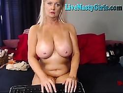 Full-grown Grandma Hideous Webcam Conduct oneself Working