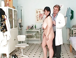 Obese special buxom milf Zora puristic pussy charges