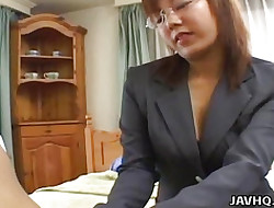 Well-endowed Japanese tot fucked clubbable obsessed