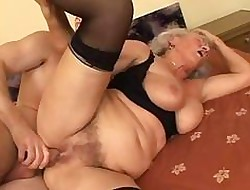 I Wanna Cum Dominant Your Grandma 4