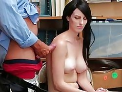 Shoplyfter - Wasting away Teen Blackmailed coupled with Literal Wide