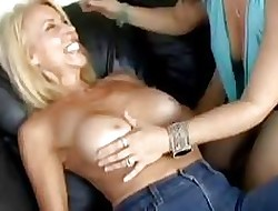 Amazing Cougar Sluts Having Fine Of a female lesbian Coitus