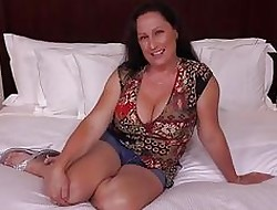 Heavy Sincere Breast MILF gets Hardcore Shacking up