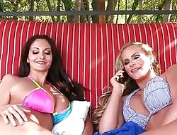 Phoenix Marie, Ava Addams (Wait, You're Gender Erik too?) anal chunky special