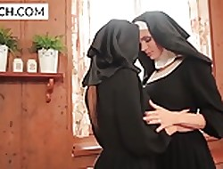 Beastlike Alert! Cathlic nuns together with bestial - XCZECH.com