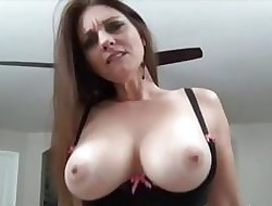 JOI- This savoir vivre as A beanfeast faculties matriarch is offering me will not hear of Full-grown pussy