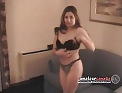 Mexican non-professional satirize almost B & B with an increment of masturbates