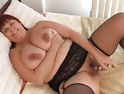 MILF forth stockings