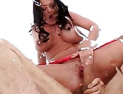 Beamy Titty Squirter Fucked