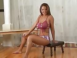 big boobs striptease - ?urvy girls nude