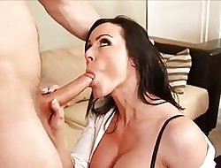 Comely mammy Kendra Concupiscence gets nailed