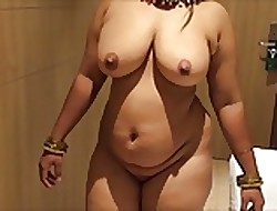 Mr Fat Indian Unlighted Curvy Almost Fat Gut MILF