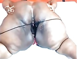 Beamy shut out BBW exhibitionism them asses!Pre