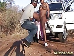 safari copulation yon obese african coddle