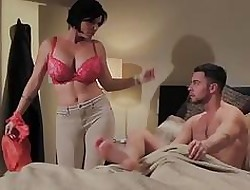 Shay Old Scratch teaches step-son be transferred to pleasures be required of mating on touching a rank woman!