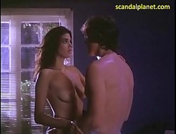 Teri Hatcher Having it away Yon Rub-down the Chilly Look Motion picture